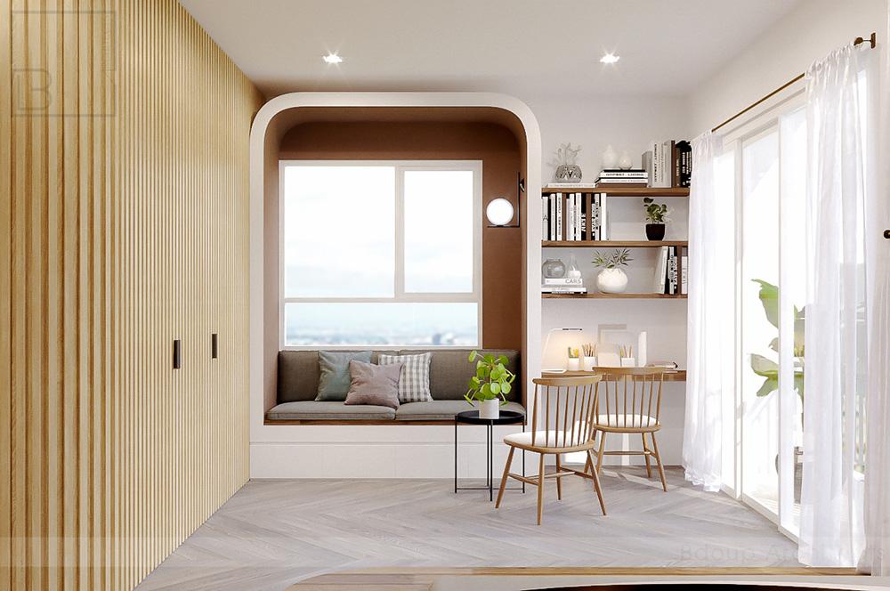 thiết kế nội thất chung cư tại Hồ Chí Minh Tropic Garden Apartment 12 1569316952