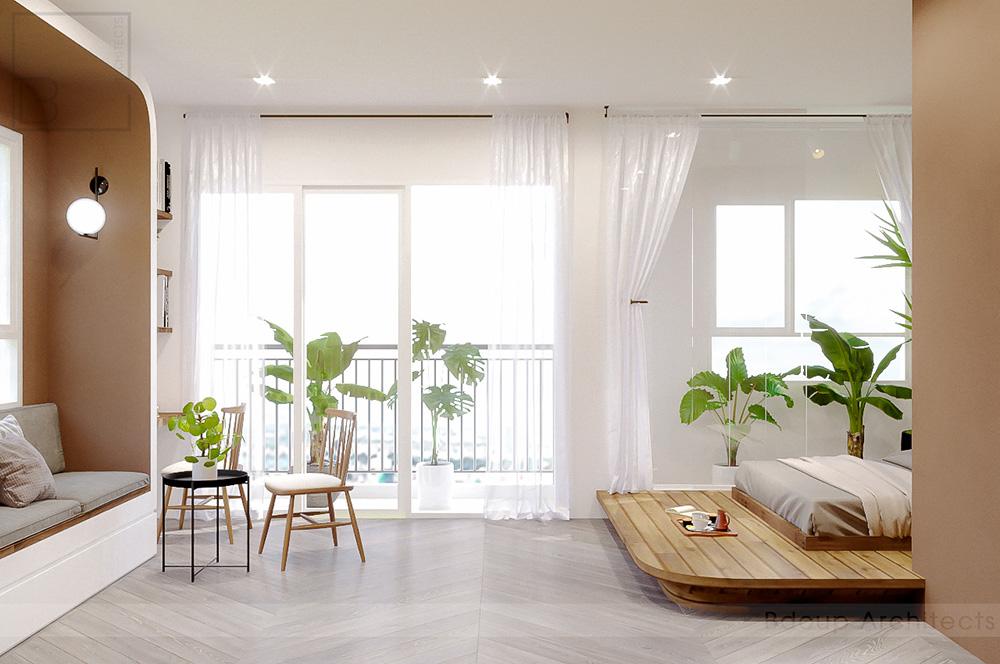 thiết kế nội thất chung cư tại Hồ Chí Minh Tropic Garden Apartment 13 1569316952