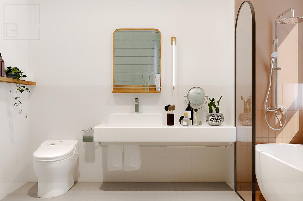 thiết kế nội thất chung cư tại Hồ Chí Minh Tropic Garden Apartment 16 1569316952