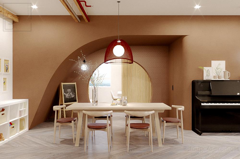thiết kế nội thất chung cư tại Hồ Chí Minh Tropic Garden Apartment 3 1569316948