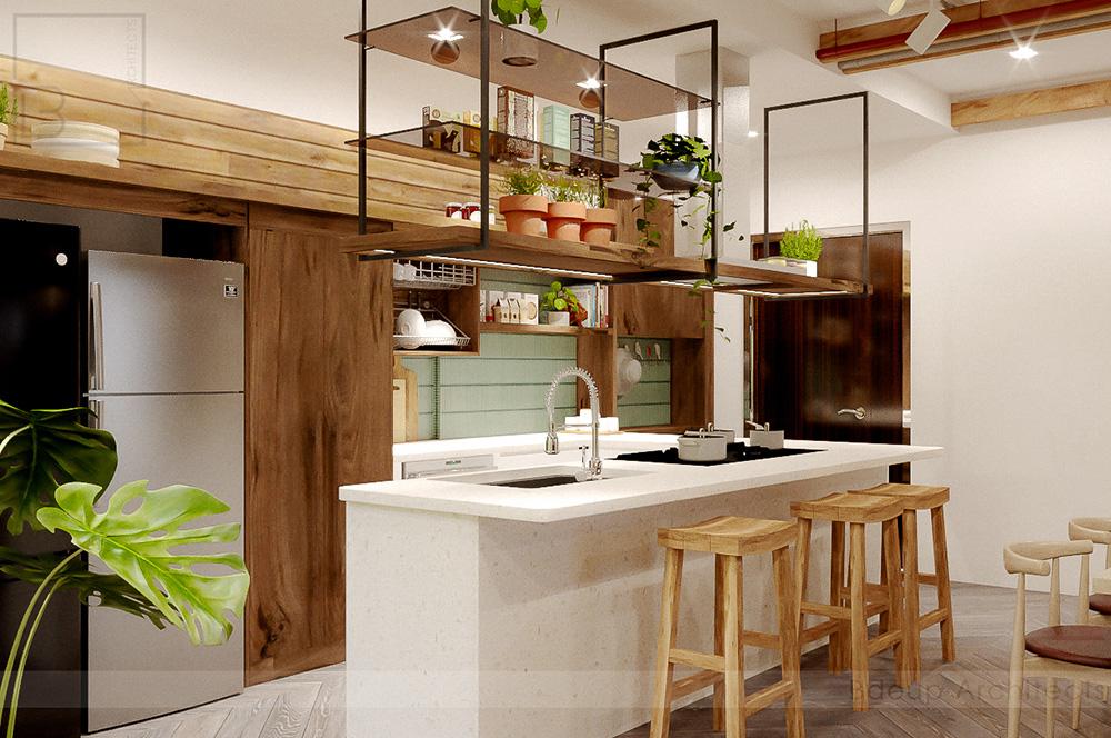 thiết kế nội thất chung cư tại Hồ Chí Minh Tropic Garden Apartment 4 1569316948