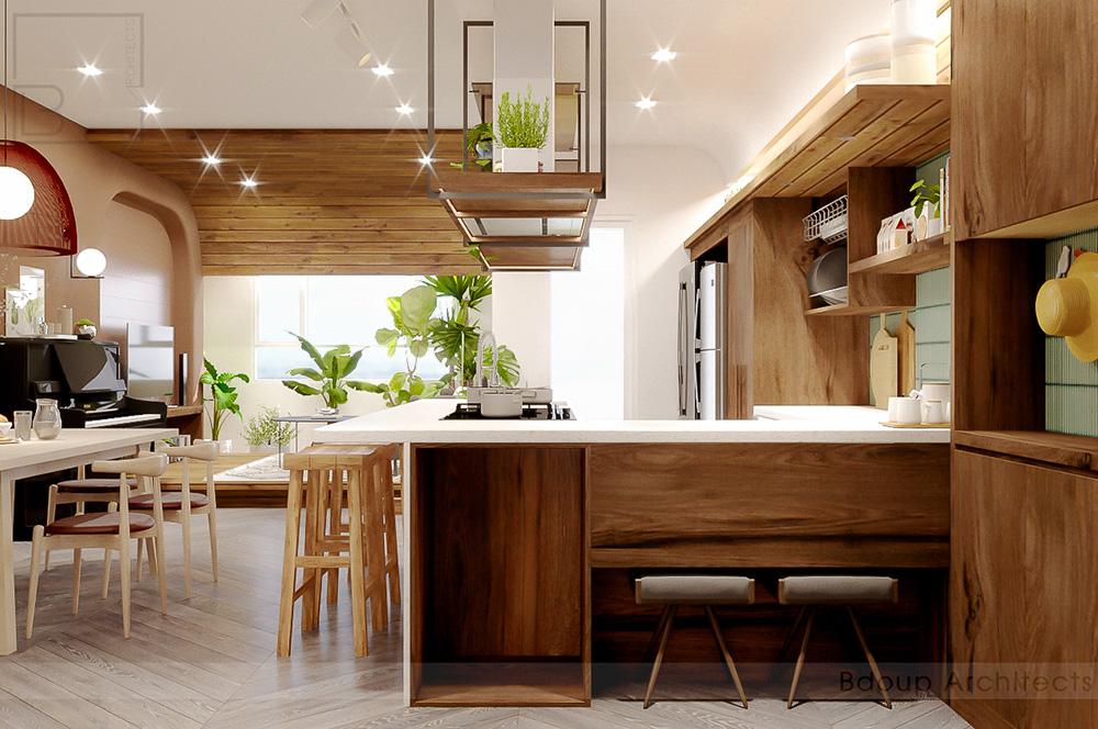 thiết kế nội thất chung cư tại Hồ Chí Minh Tropic Garden Apartment 6 1569316950