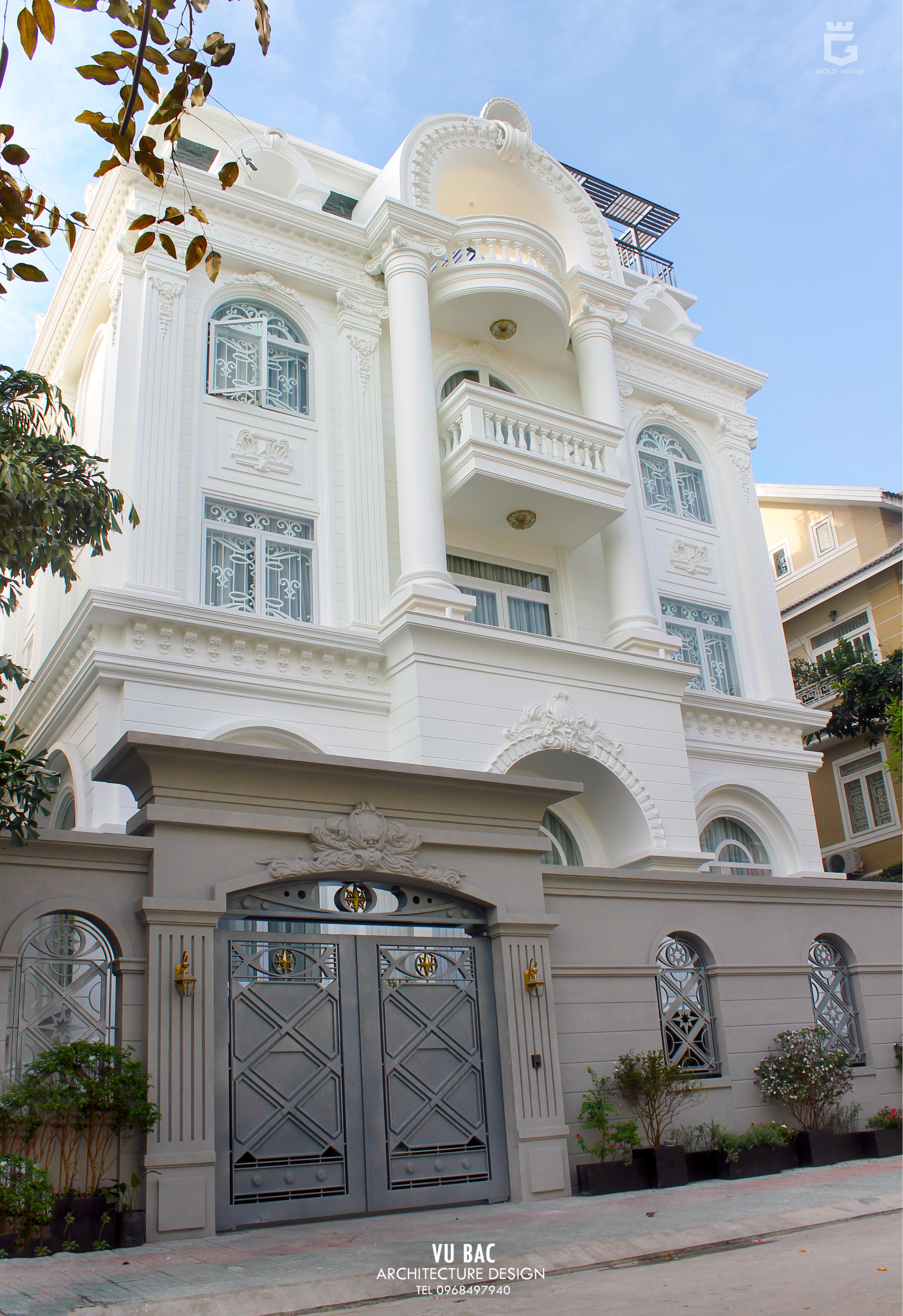 thiết kế Nội thất Biệt Thự 3 tầng VA072018 - TÂN PHONG, QUẬN 7, HCM14