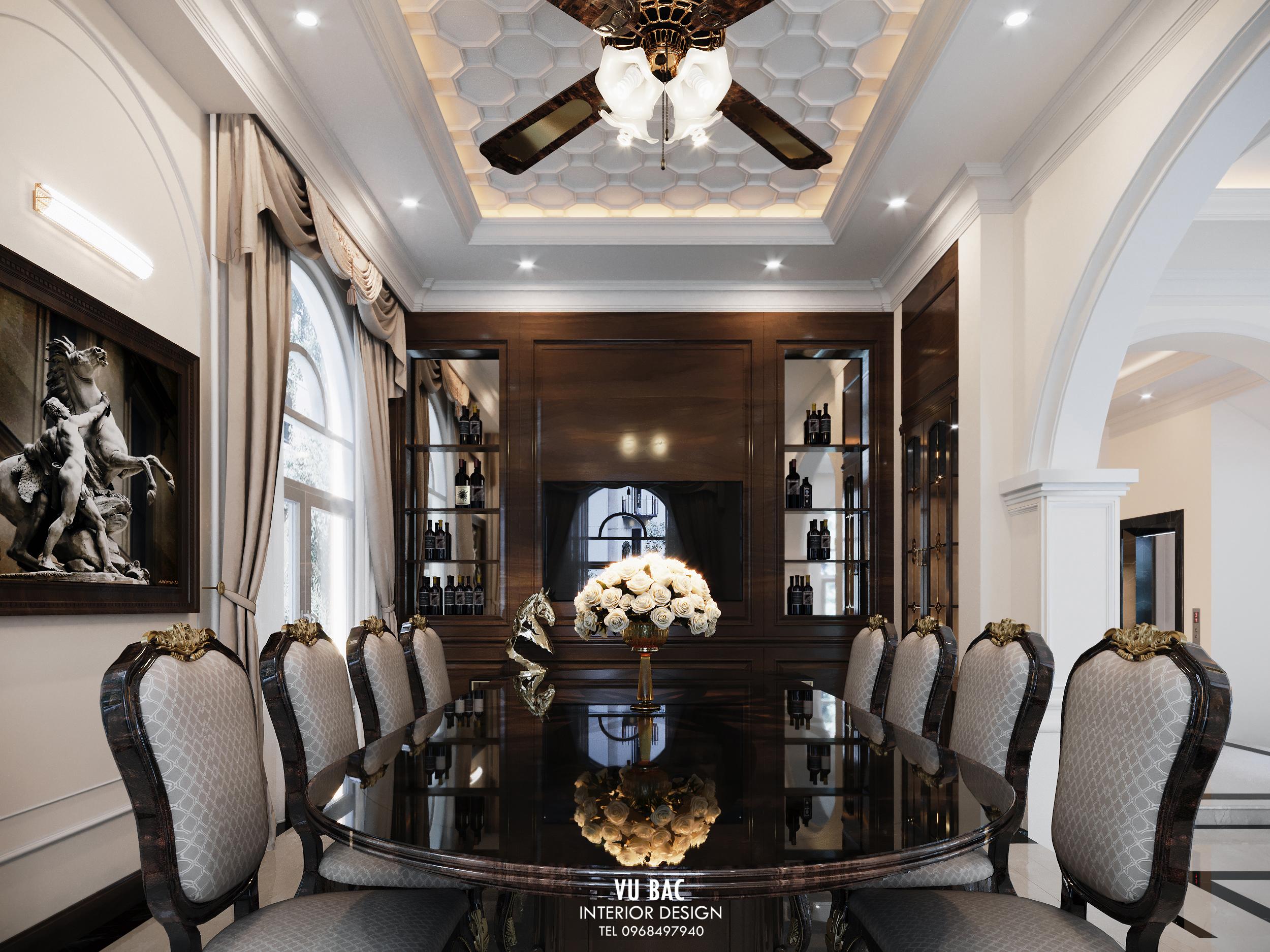 thiết kế nội thất Biệt Thự tại Hồ Chí Minh Villa Ven Sông Q7, Hồ Chí Minh 10 1548942920