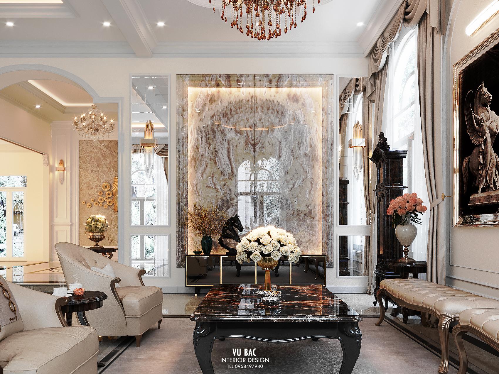 thiết kế nội thất Biệt Thự tại Hồ Chí Minh Villa Ven Sông Q7, Hồ Chí Minh 1 1548942844