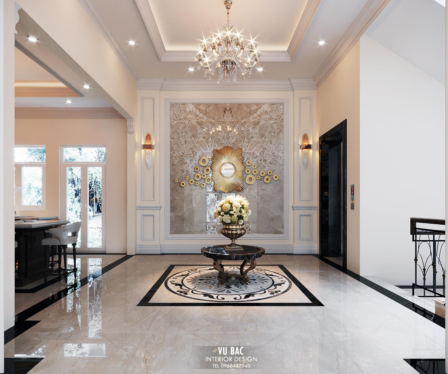 thiết kế nội thất Biệt Thự tại Hồ Chí Minh Villa Ven Sông Q7, Hồ Chí Minh 15 1548942978