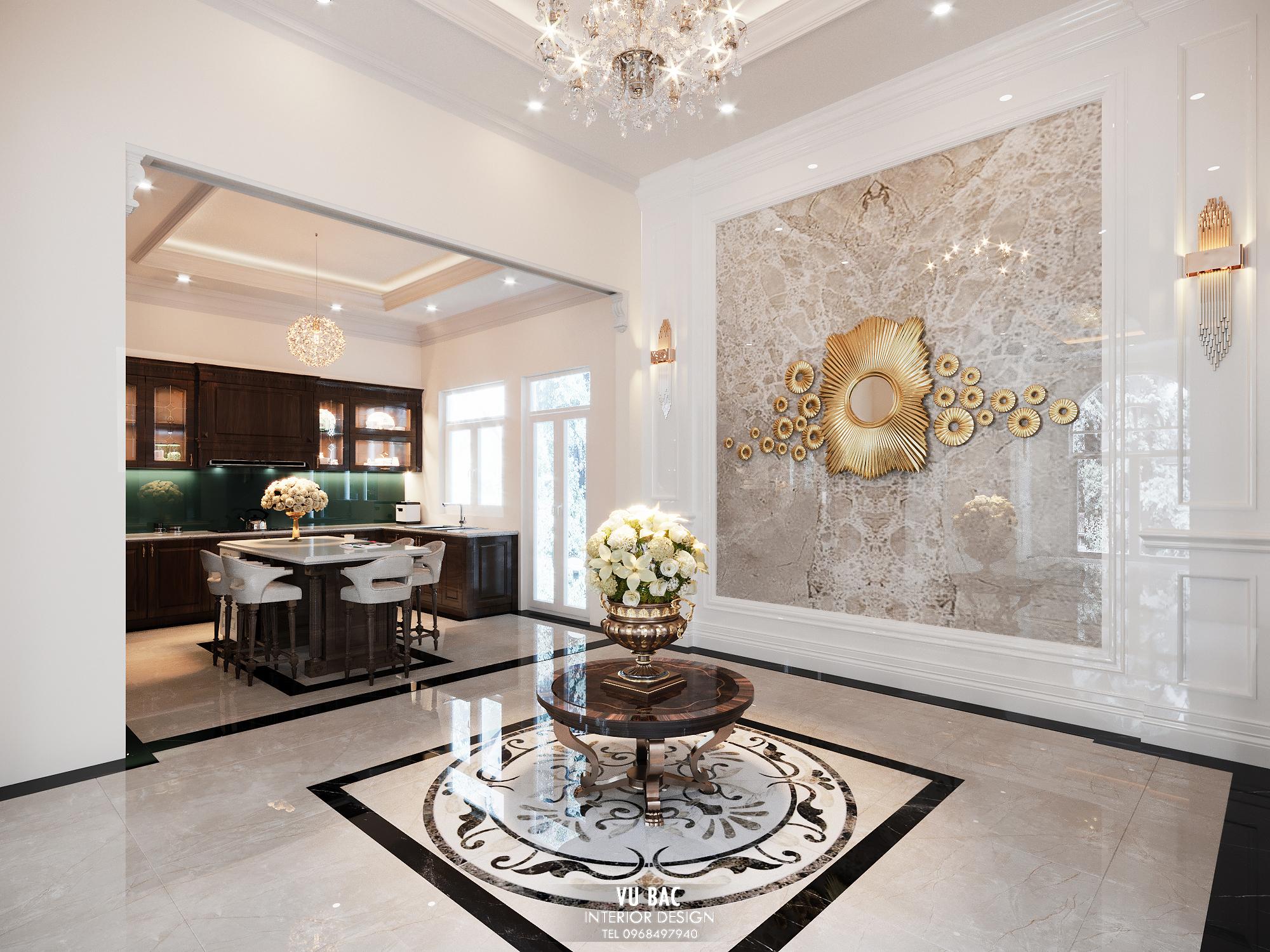 thiết kế nội thất Biệt Thự tại Hồ Chí Minh Villa Ven Sông Q7, Hồ Chí Minh 16 1548942972