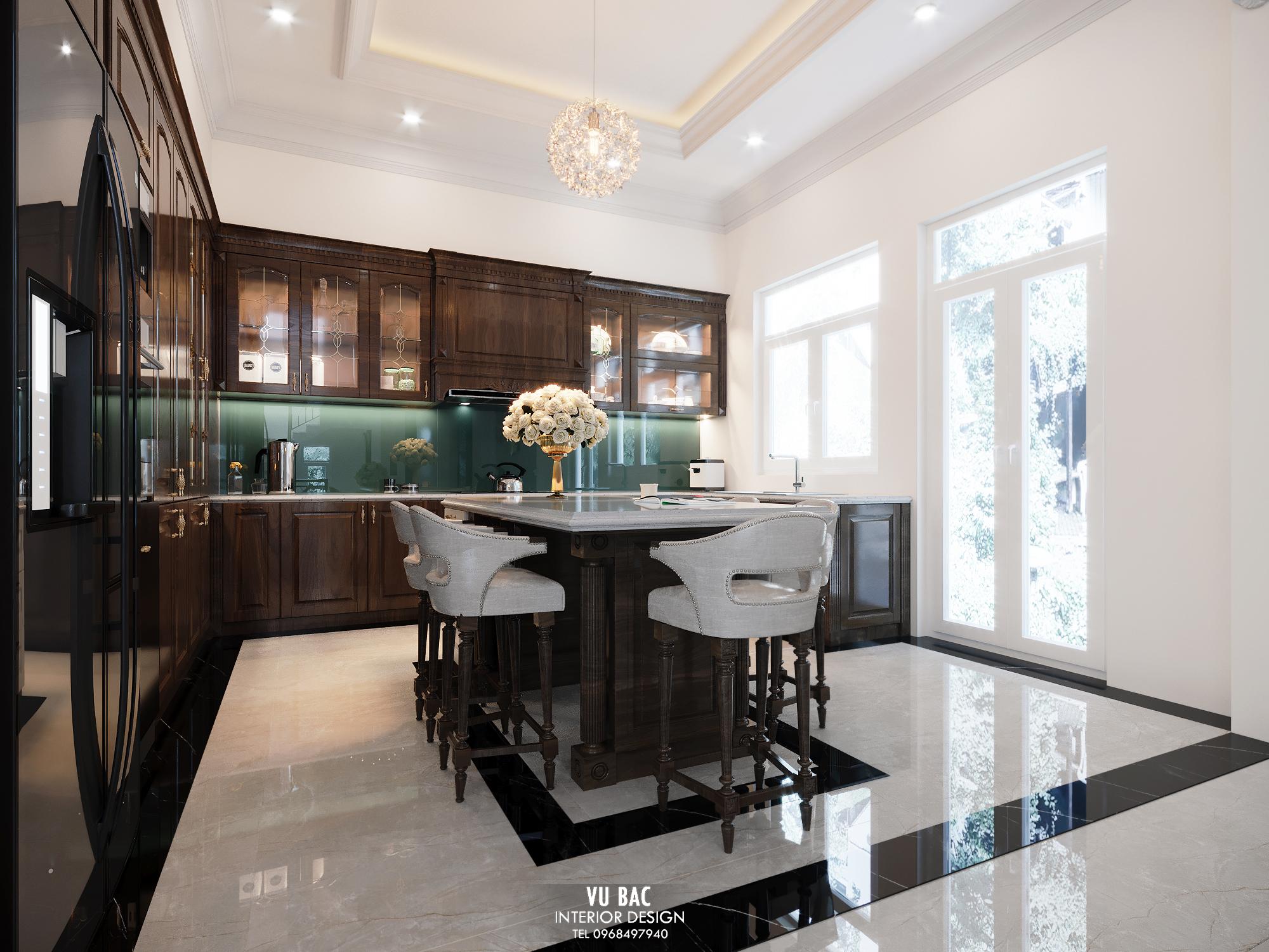 thiết kế nội thất Biệt Thự tại Hồ Chí Minh Villa Ven Sông Q7, Hồ Chí Minh 17 1548942995