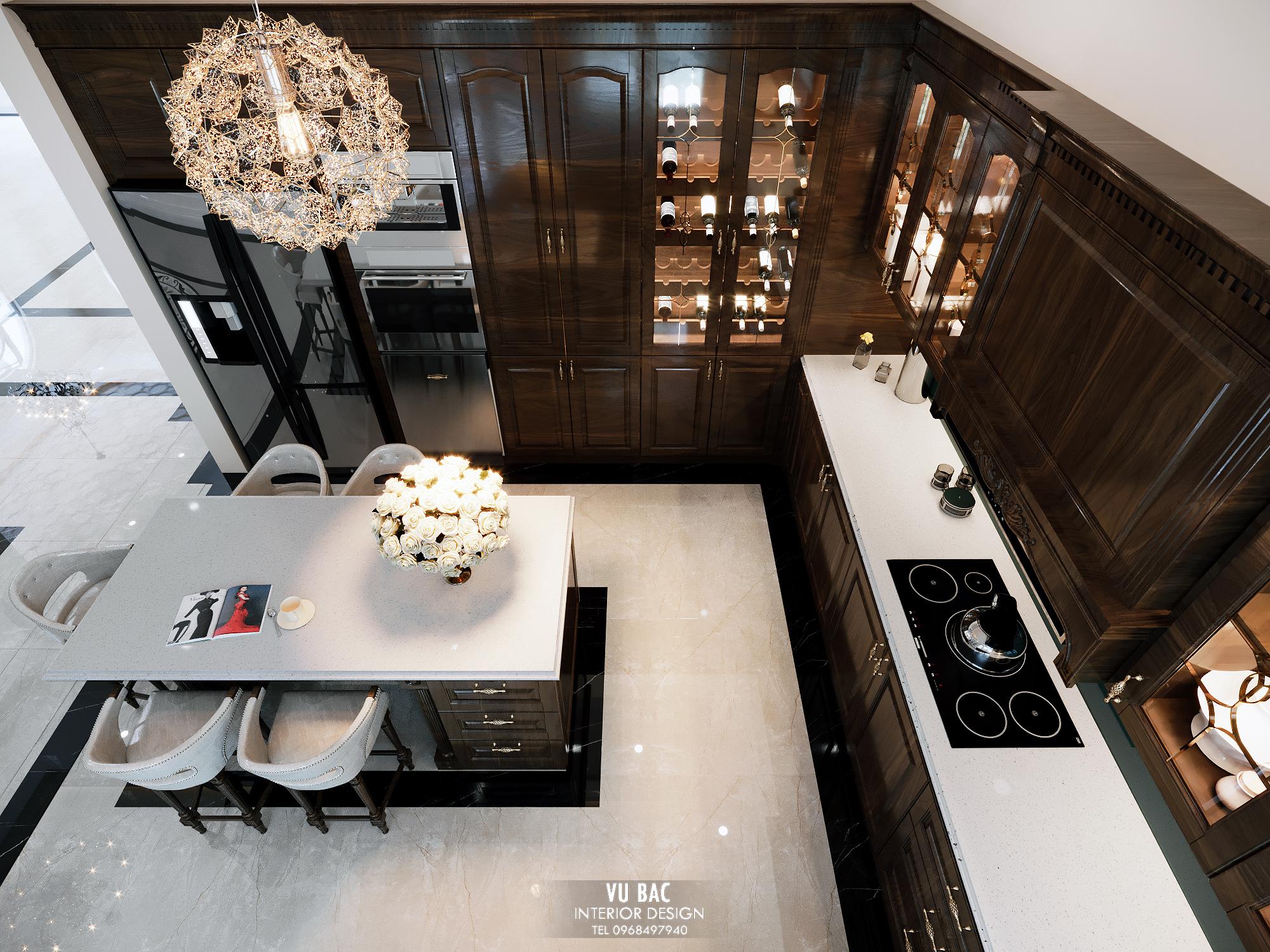 thiết kế nội thất Biệt Thự tại Hồ Chí Minh Villa Ven Sông Q7, Hồ Chí Minh 19 1548943012