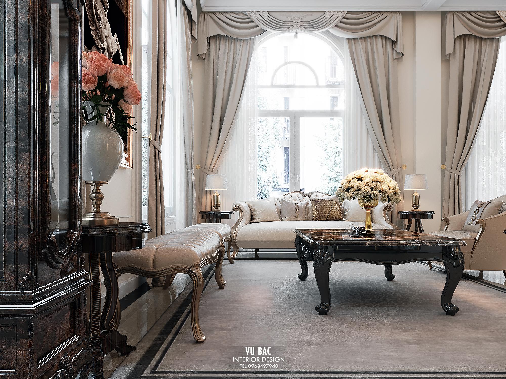 thiết kế nội thất Biệt Thự tại Hồ Chí Minh Villa Ven Sông Q7, Hồ Chí Minh 3 1548942872