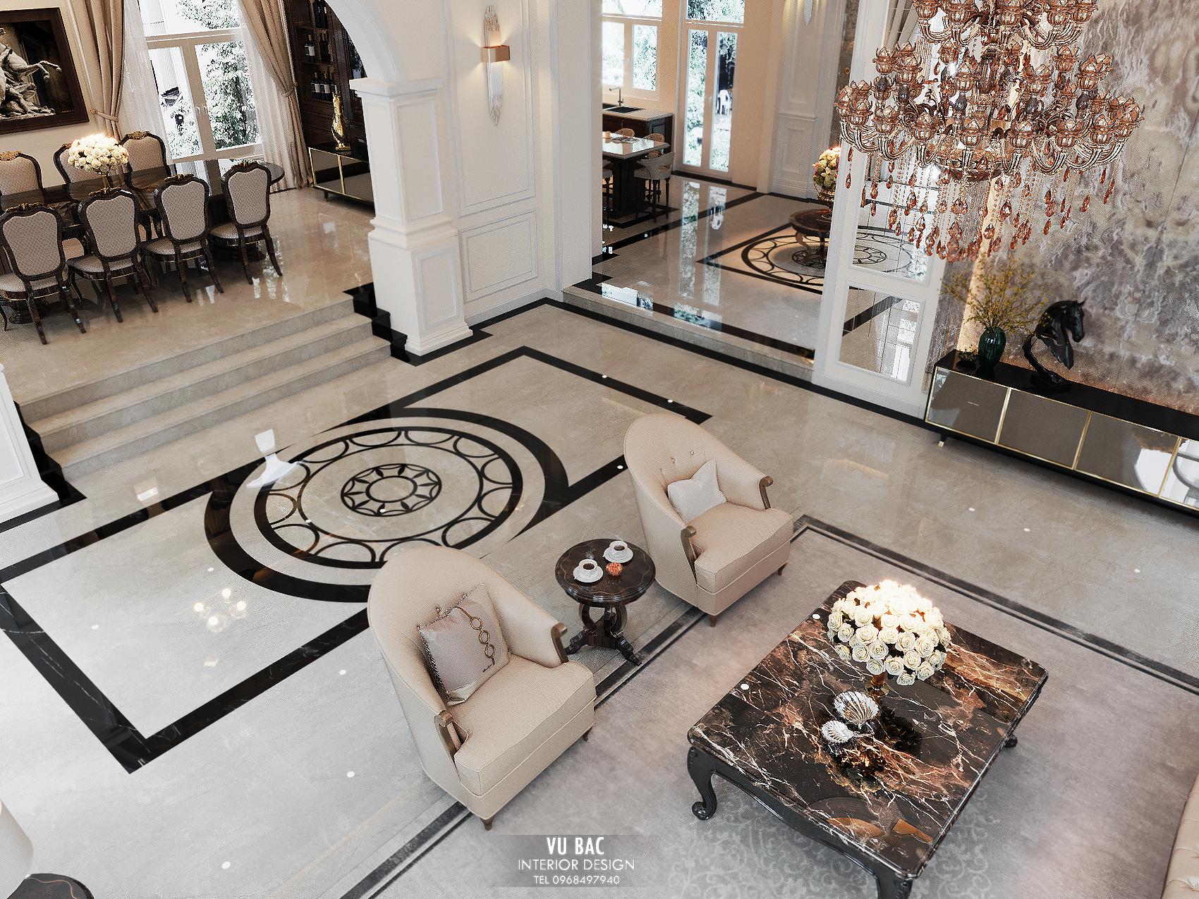thiết kế nội thất Biệt Thự tại Hồ Chí Minh Villa Ven Sông Q7, Hồ Chí Minh 6 1548942977