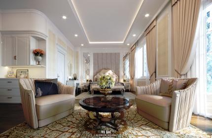 PN012019 - Phòng Ngủ Tân Cổ Điển Design