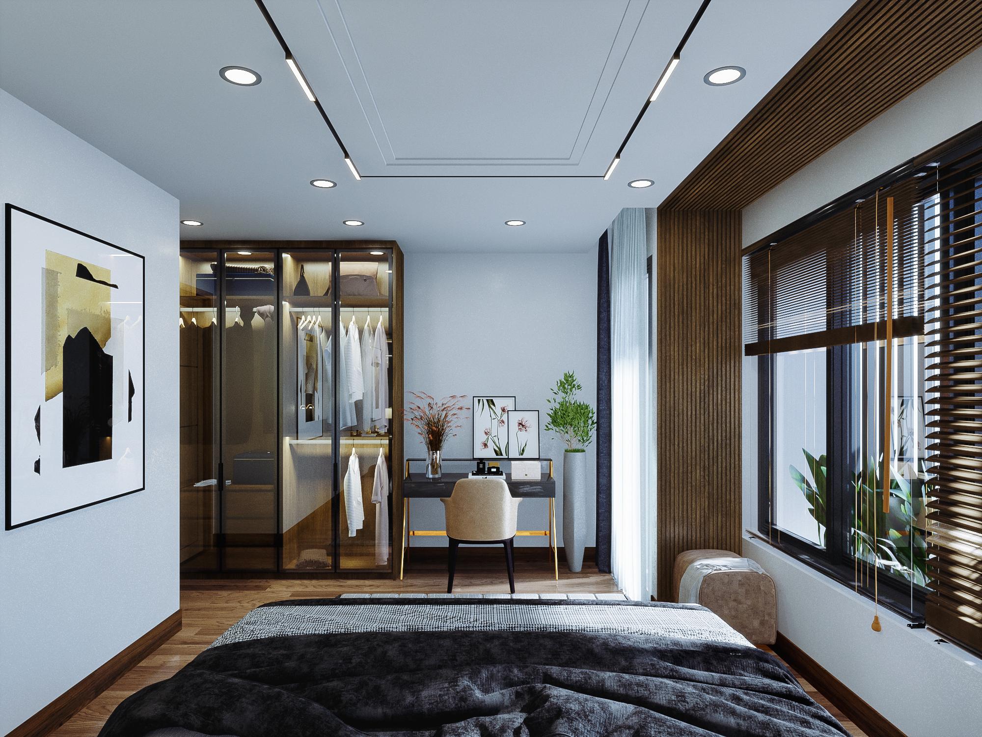 Thiết kế nội thất Nhà Mặt Phố tại Đà Nẵng Nội thất nhà phố 1591588813 5