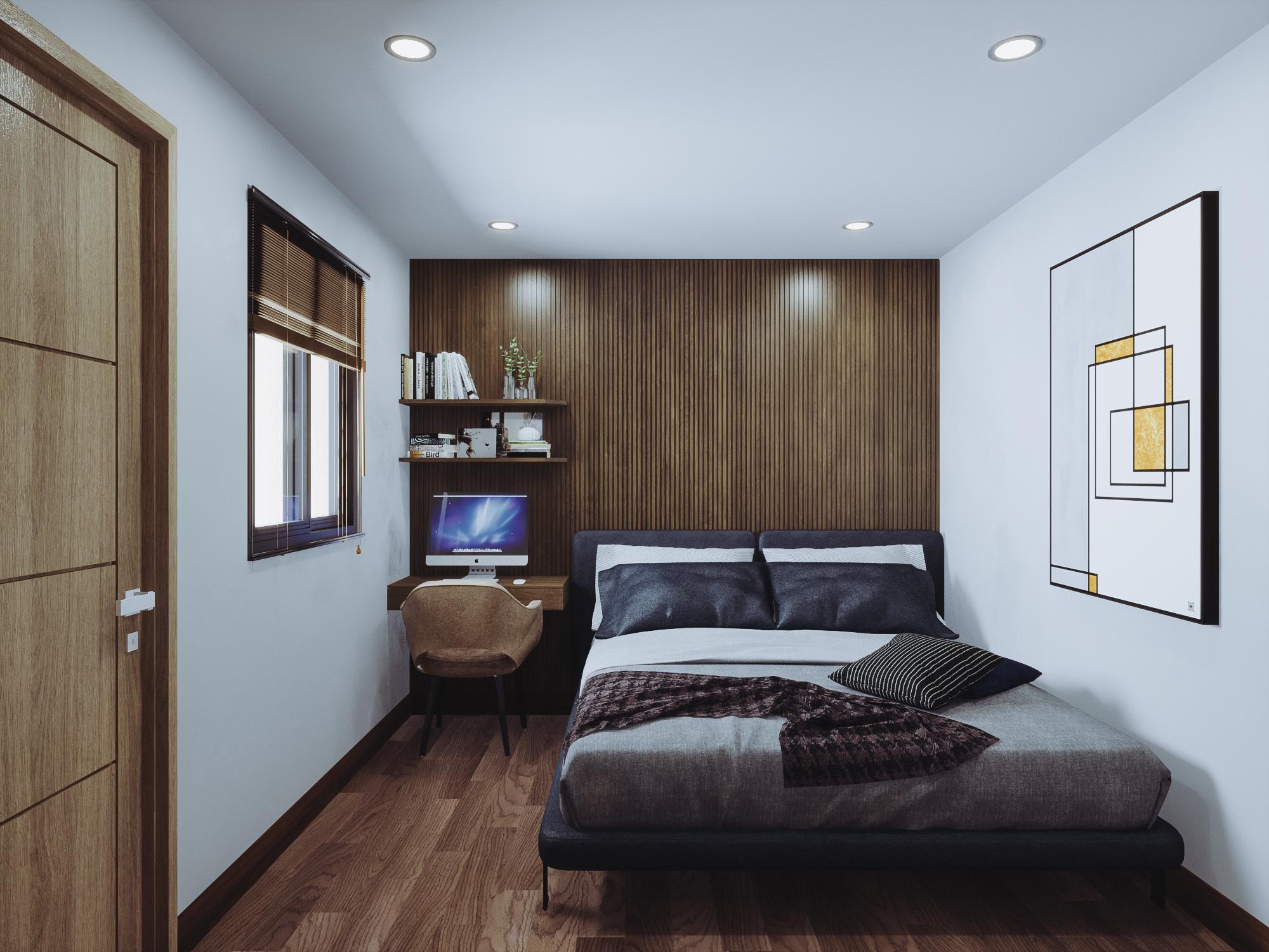 Thiết kế nội thất Nhà Mặt Phố tại Đà Nẵng Nội thất nhà phố 1591588813 8