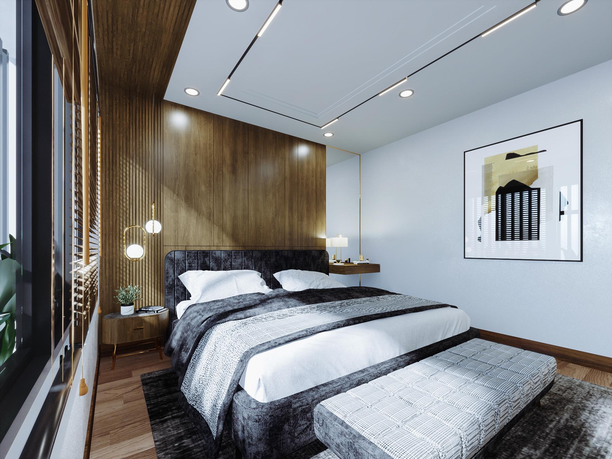 Thiết kế nội thất Nhà Mặt Phố tại Đà Nẵng Nội thất nhà phố 1591588814 7