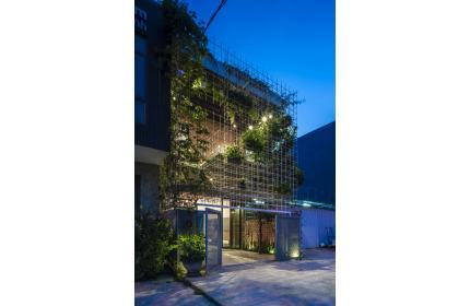 thiết kế Nhà 4 tầng tại Đà Nẵng Phong House 1 1533868992