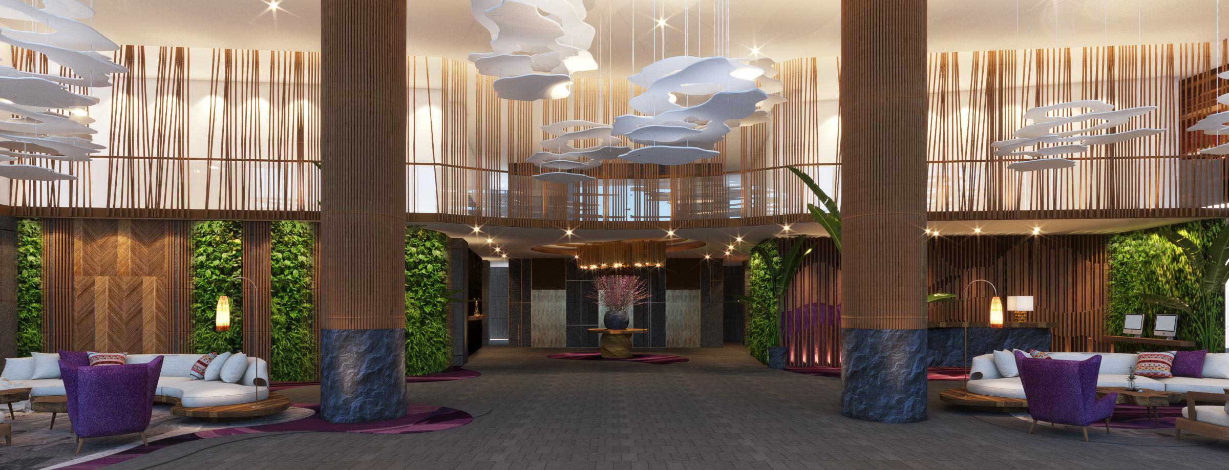 thiết kế nội thất Resort tại Lào Cai Concept khách sạn Sapa 5 1531903086
