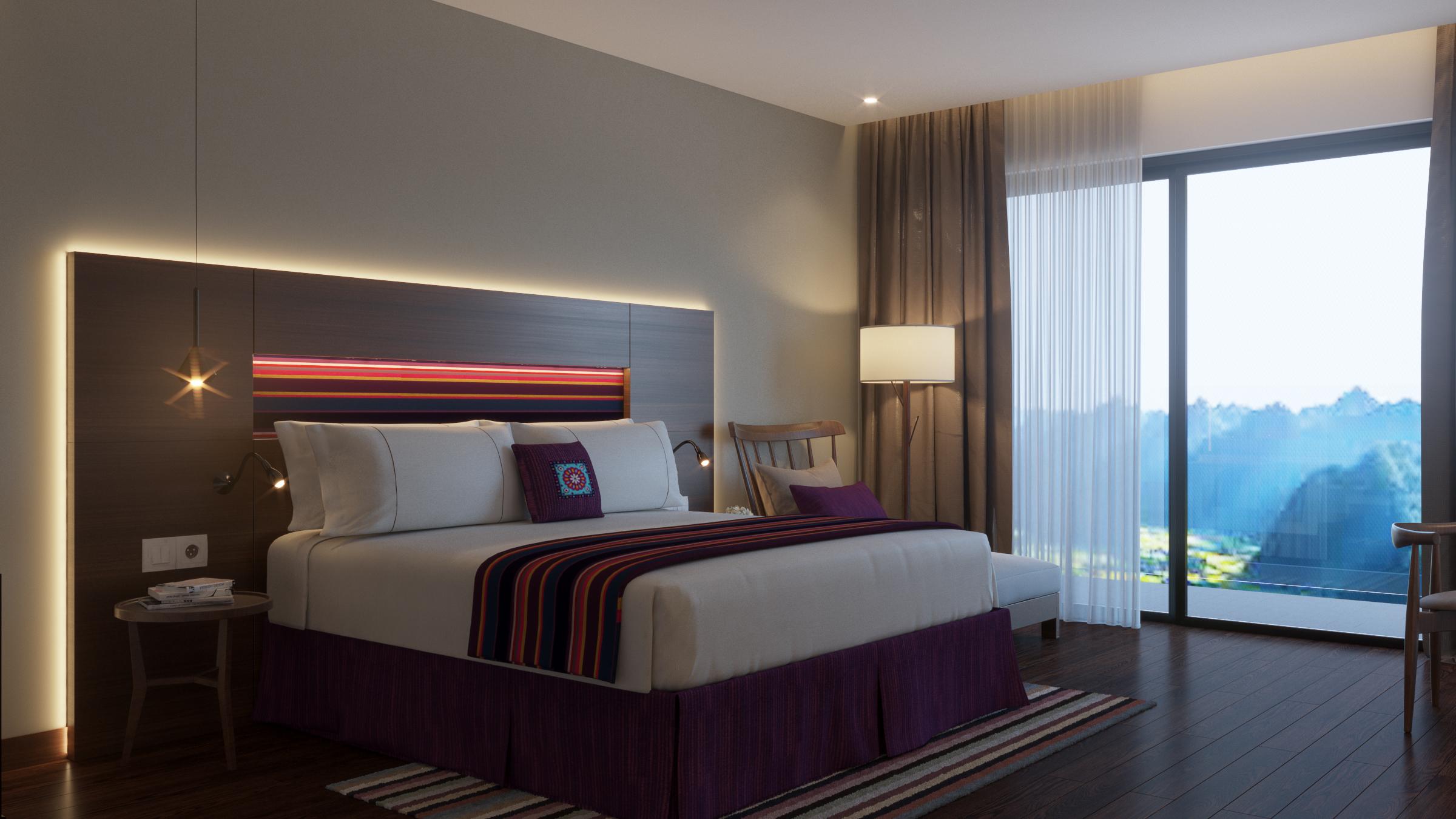 thiết kế nội thất Resort tại Lào Cai Concept khách sạn Sapa 6 1531903080