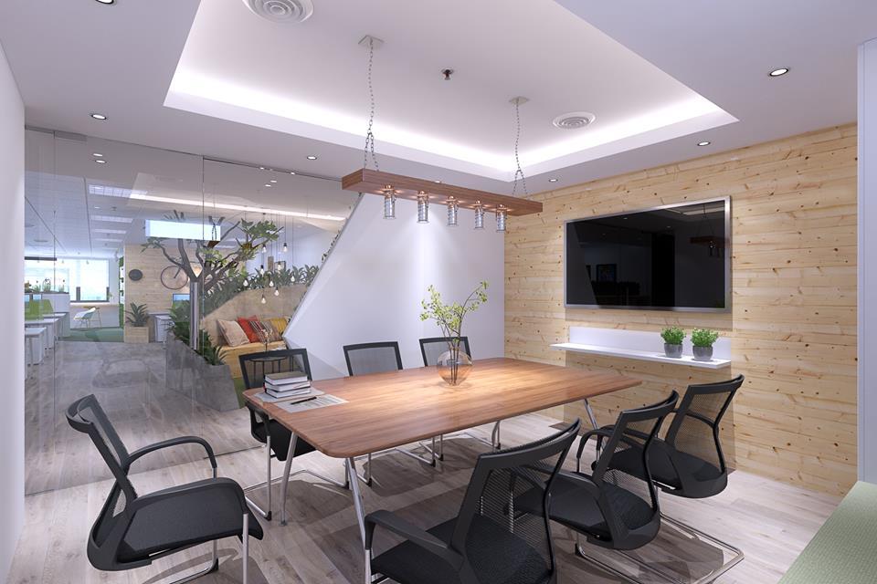 thiết kế nội thất Văn Phòng tại Hà Nội Insight Studio Office 2 1532313918