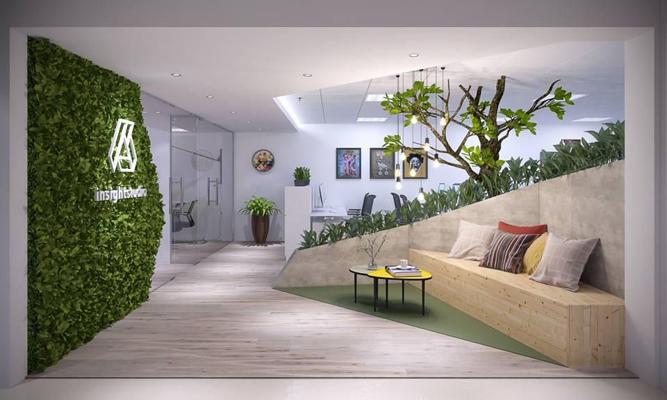 thiết kế nội thất Văn Phòng tại Hà Nội Insight Studio Office 3 1532313914