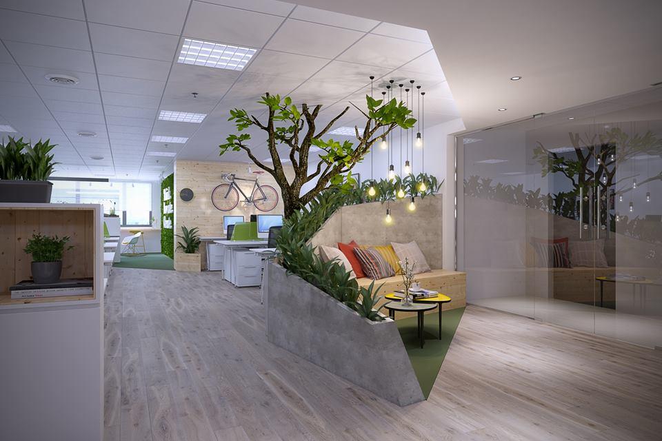 thiết kế nội thất Văn Phòng tại Hà Nội Insight Studio Office 5 1532313919