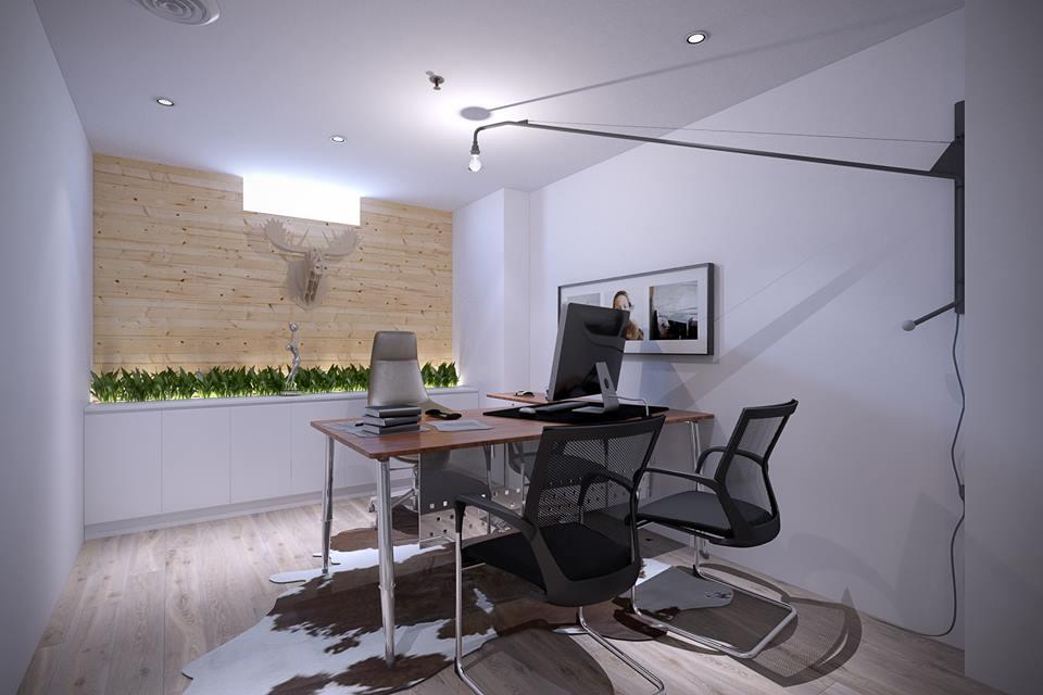 thiết kế nội thất Văn Phòng tại Hà Nội Insight Studio Office 8 1532313916