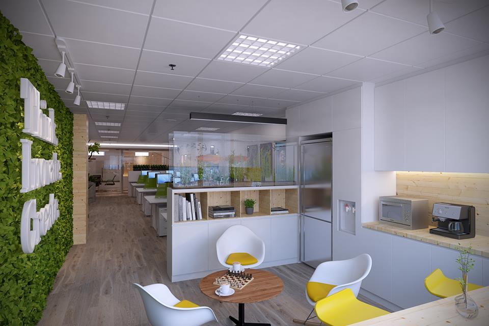 thiết kế nội thất Văn Phòng tại Hà Nội Insight Studio Office 9 1532313916