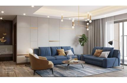 Apartment D, Ruby4, Goldmark