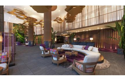 Concept khách sạn Sapa