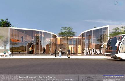 SkyPark-Tổ hợp Nhà Hàng - Coffee - Shop - Lounge